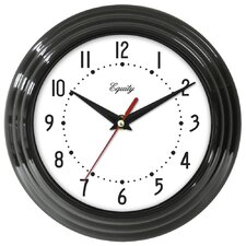 "<strong>Equity</strong> 8"" Wall Clock"