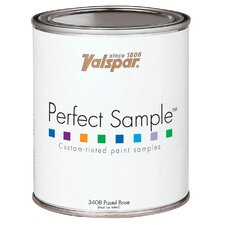 <strong>Valspar</strong> 1 Pint Red Base Perfect Sample™ Custom-Tinted Paint Samples