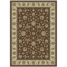 Regency Brown-Ivory Rug