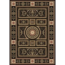<strong>Home Dynamix</strong> Regency Black Rug