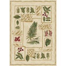 Optimum Floral Novelty Rug