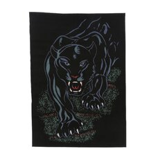 Zone Panther Novelty Rug