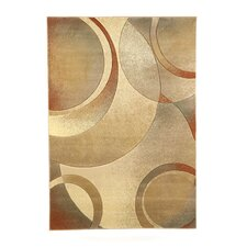 Evolution Cream Rug