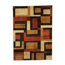 Marquis Brown/Red Rug