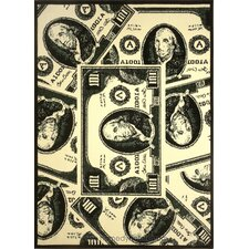 Zone Currency Novelty Rug