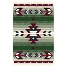 Premium Hunter Green Rug