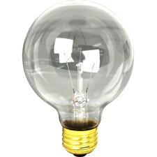 60W 120-Volt Incandescent Light Bulb (Pack of 3)