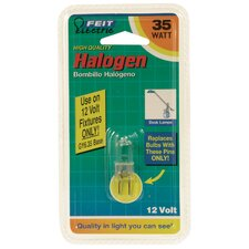 35W 12-Volt Halogen Light Bulb
