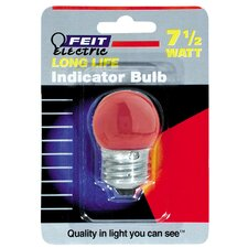 75W Colored 120-Volt Light Bulb