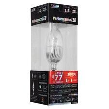 3.5W 120-Volt LED Light Bulb