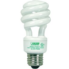 Compact Fluorescent ECOBulb Plus Mini Twist Bulb