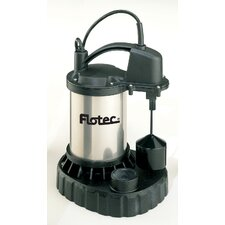 1/2 HP Automatic Cast Iron Submersible Sump Pump