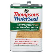 <strong>ThompsonsWaterseal</strong> 1 Gallon Clear Waterproofer PLUS 21801