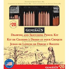 Classic Drawing Sketch Kit