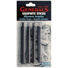 Graphite Art Stick (Set of 4)