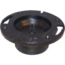 "4"" x 3"" Pop Top Closet Flange Hub"