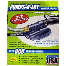 Pumps-a-Lot Water Pump Kit