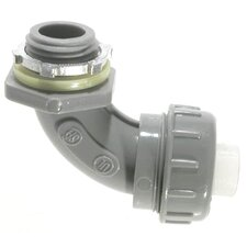 90º Nylon Liquid-Tight Connector