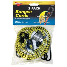 <strong>Hampton Products International</strong> Bungee Cord (Set of 3)