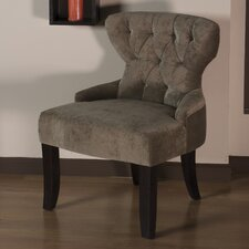 <strong>Ave Six</strong> Curves Hour Velvet Slipper Chair