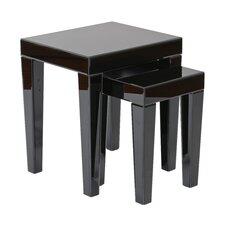 2 Piece Nesting Table Set I
