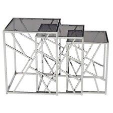 Tara 3 Piece Nesting Table