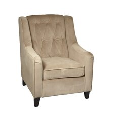 Curves Tufted Chair