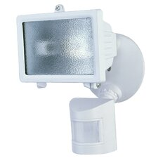 1 Light Compact Motion Sensing Halogen Light