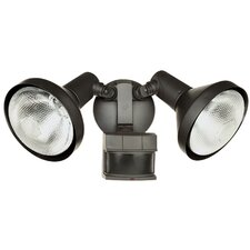<strong>Heathco</strong> DualBrite 2 Light Motion Flood Light