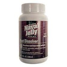 Naval Jelly Rust Dissolver 1381191 8OZ
