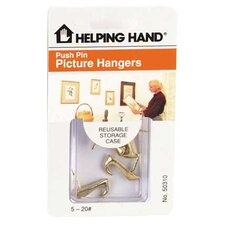 Push Pin Picture Hangers