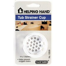 """1.31"""" Strainer Cup (Set of 3)"""