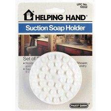 Suction Soap Holder (Set of 3)