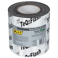 "Osi Sealants 6"" X 75"" TeQ Flash Butyl Tape"