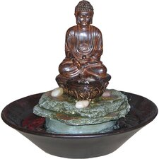 Eternity Buddha Tabletop Fountain