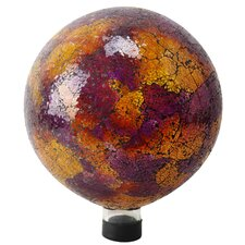 <strong>Alpine</strong> Mosaic Glass Gazing Globe