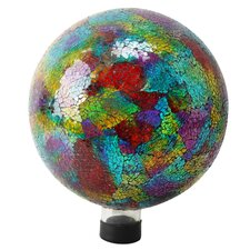 Mosaic Gazing Ball