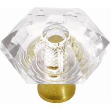 "Crystal Palace 1.32"" Novelty Knob"