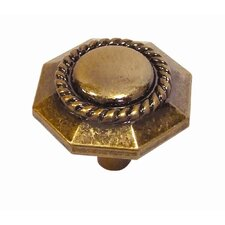 "<strong>HickoryHardware</strong> Ravel 1.19"" Novelty Knob"