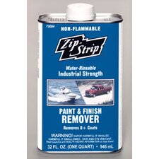 1 Quart Industrial Strength Paint & Finish Remover 273004 QT