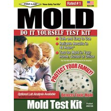 Do-It-Youself Mold Test Kit MO109