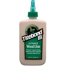 8 Oz Titebond® III Ultimate Wood Glue 1413