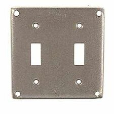 "4"" Square Double Toggle Box Cover"