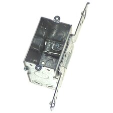Single Gang Switch Box with Bracket
