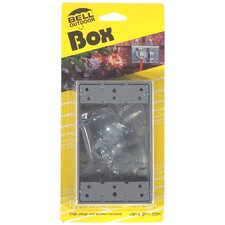 Single Gang Weatherproof Box