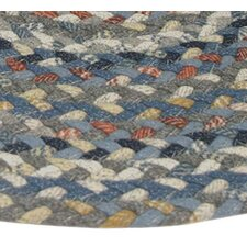 Beacon Hill Blue Multi Runner Rug