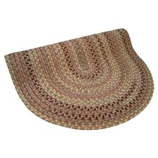 Pioneer Valley II Buckskin Round Outdoor Rug