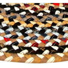 Pilgrims Heritage II Brown Multi Runner Rug