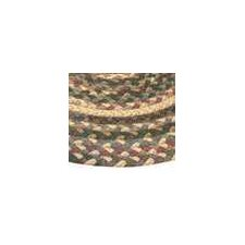 Beacon Hill Tan/Green/Mauve Multi Runner Rug