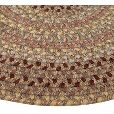 Pioneer Valley II Buckskin Runner Outdoor Rug